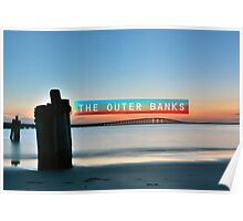 The Outer Banks. Poster