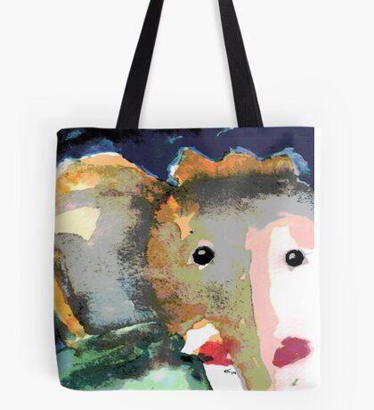 Babar - pillows & totes Tote Bag