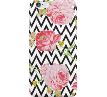 Bloom roses iPhone Case/Skin