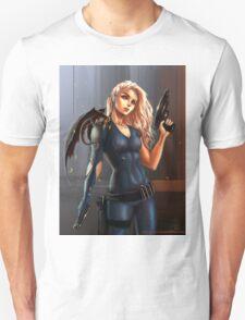 Sci-Fi Game of Thrones - Daenerys Targaryen Unisex T-Shirt