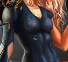 Sci-Fi Game of Thrones - Daenerys Targaryen Sticker