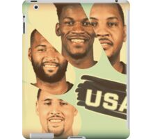 Team USA iPad Case/Skin