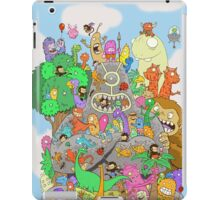 All Kinds of Critters iPad Case/Skin