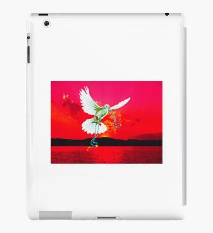 Magestic Sun Blank Card iPad Case/Skin