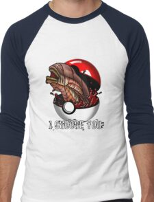 Pokemon Xenomorph Men's Baseball ¾ T-Shirt