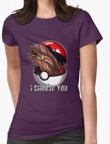 Pokemon Xenomorph Womens Fitted T-Shirt