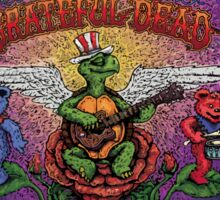 Grateful Dead - Fare Thee Well - 50 years (number 5) Sticker