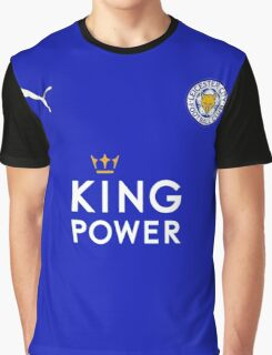 INTERNATIONAL CHAMPIONS CUP - Leicester City Graphic T-Shirt