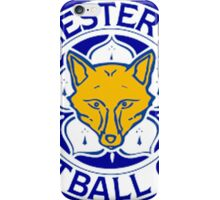 INTERNATIONAL CHAMPIONS CUP - Leicester City iPhone Case/Skin
