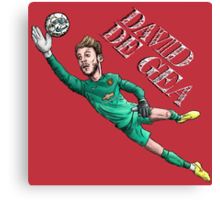 Dave Saves Canvas Print