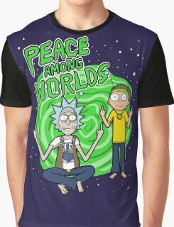 Peace Among Worlds Graphic T-Shirt