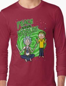 Peace Among Worlds Long Sleeve T-Shirt
