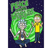 Peace Among Worlds Photographic Print