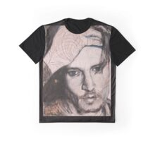 Loving tatts for Johnny Graphic T-Shirt