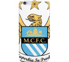 INTERNATIONAL CHAMPIONS CUP - Manchester City iPhone Case/Skin