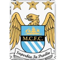 INTERNATIONAL CHAMPIONS CUP - Manchester City iPad Case/Skin