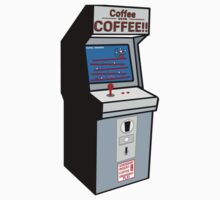 Coffee or COFFEE!! (Insert coffee to play) One Piece - Short Sleeve