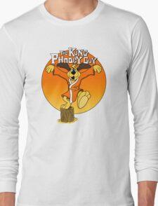 The Kung Phooey Guy. Long Sleeve T-Shirt