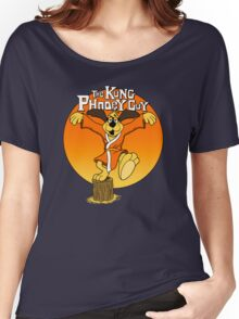 The Kung Phooey Guy. Women's Relaxed Fit T-Shirt