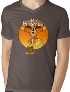 The Kung Phooey Guy. Mens V-Neck T-Shirt