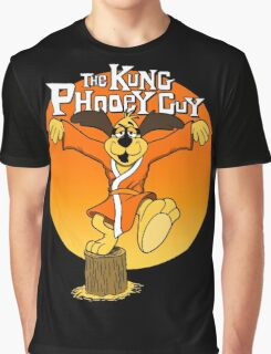 The Kung Phooey Guy. Graphic T-Shirt