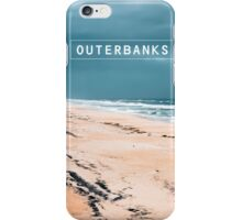 The Outer Banks. iPhone Case/Skin