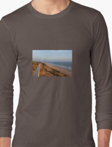 Sunset at Sunset Beach  Long Sleeve T-Shirt