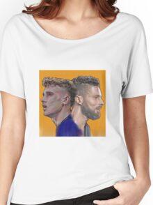 Giroud et Griezmann Women's Relaxed Fit T-Shirt