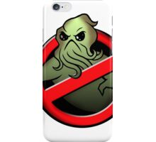 Elder God Buster iPhone Case/Skin