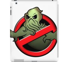 Elder God Buster iPad Case/Skin