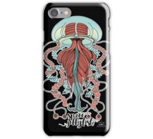 Space Jellyfish (Dr Seuss Inspired) iPhone Case/Skin
