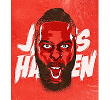 james harden Photographic Print