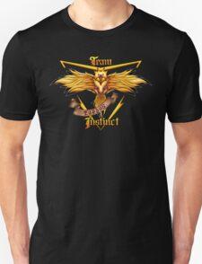 Instinct Team yellow Pokeball Unisex T-Shirt