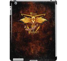 Instinct Team yellow Pokeball iPad Case/Skin