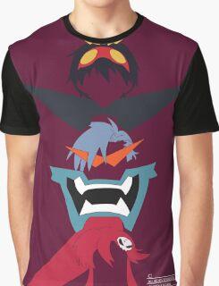 Team Die Gurren  Graphic T-Shirt