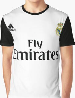 INTERNATIONAL CHAMPIONS CUP - Real Madrid Graphic T-Shirt