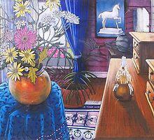 Mullumbimby Still Life by maria paterson