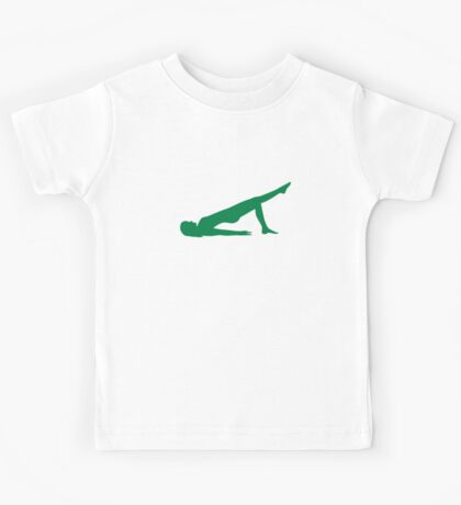 Yoga Pilates Kids Tee