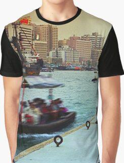 Dubai Creek #01 Graphic T-Shirt