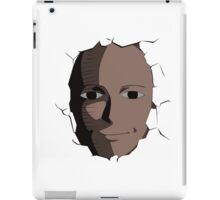 punch iPad Case/Skin