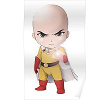 Chibi one punch man Poster