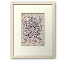 0508 - WirrWarr and Clarity Framed Print