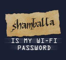 Password: Shamballa One Piece - Long Sleeve