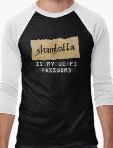 Password: Shamballa Men's Baseball ¾ T-Shirt