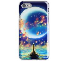 Starry Night Mermaid iPhone Case/Skin