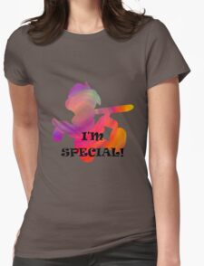 Pinocchio - i'm special  Womens Fitted T-Shirt