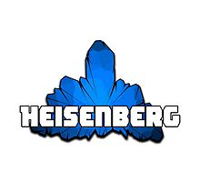 Heisenberg Blue Sky Photographic Print