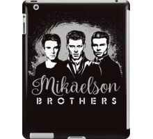 Mikaelson Brothers. The Originals. iPad Case/Skin