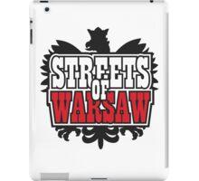 Streets of Warsaw iPad Case/Skin