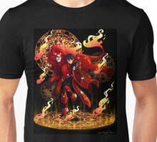 Kieth | Red Paladin of Fire | Aries Unisex T-Shirt